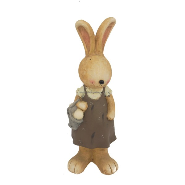 تمثال بشكل أرنب