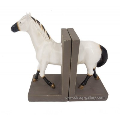 ستاند للكتب حصان