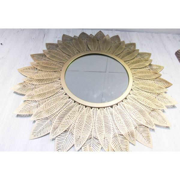 مرآة جدارية مقاس 80 سم