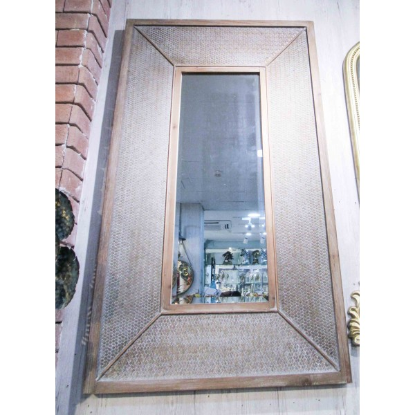 مرآة جدارية مقاس 69.5*119
