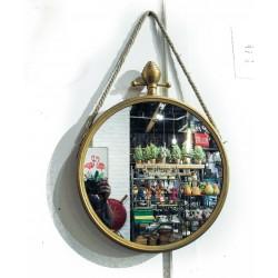 مرآة جدارية مقاس 45X6X70 سم