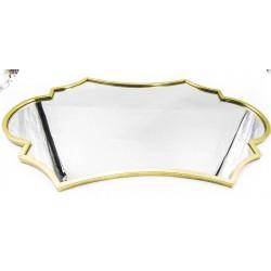 مرآة جدارية مقاس 50*91*2 سم