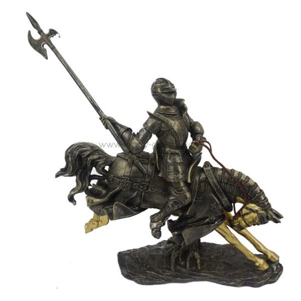 تمثال جندي على حصان