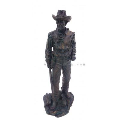 ديكور تمثال الكاوبوي