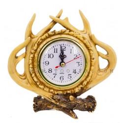 ساعة بشكل قرني غزال