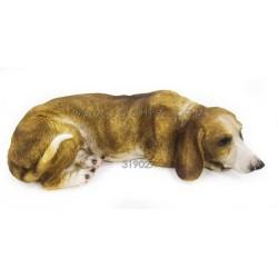 تمثال بشكل كلب - صغير -