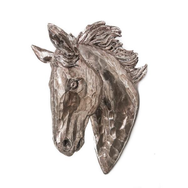 راس حصان جداري