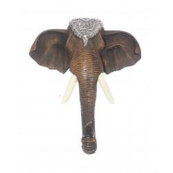 راس فيل جداري