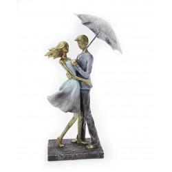 تمثال الزوج والزوجة