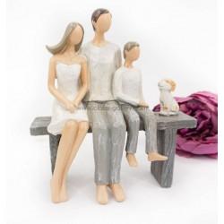 تمثال العائلة