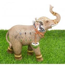 ديكور طاولة بشكل فيل