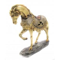 تمثال حصان. المقاس :30*7.5*27