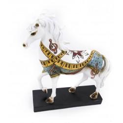 ديكور بشكل حصان مقاس 29*8*32.5