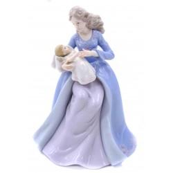 ديكور أم وطفلها