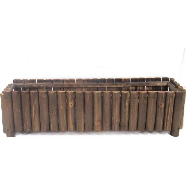 حوض زراعة خشب