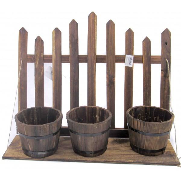 حوض زراعي خشب