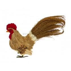 دجاجة القش
