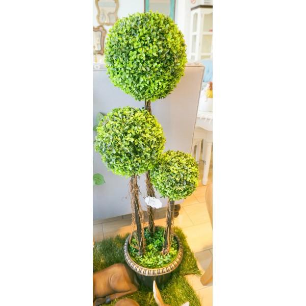 شجرة صناعية 3 اقسام