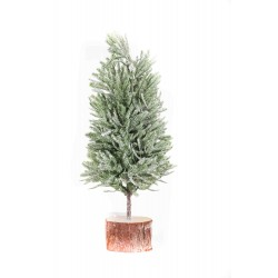 شجرة صناعية بأشكال شتوية