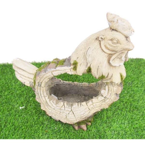 حوض مركن حوض زراعي بشكل دجاجة