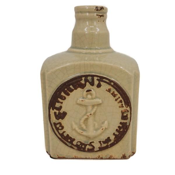 زجاجة خزفية