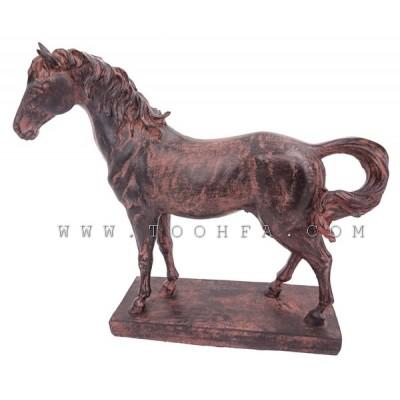 ديكور بشكل حصان