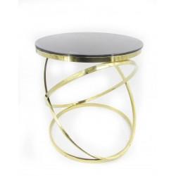 طاولة تقديم معدنية