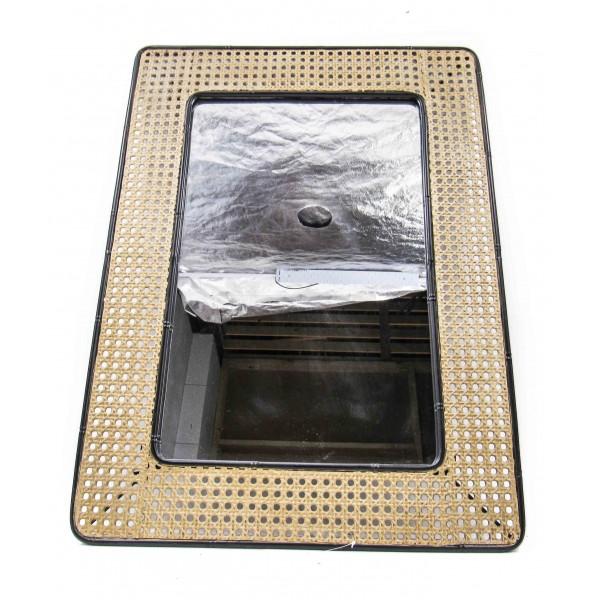 مرآة معدنية مقاس 60*3*80HCM