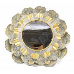مرآة جدارية مقاس76*5*76 سم