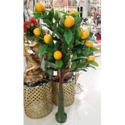 شجرة برتقال صناعي