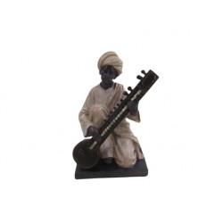 تمثال العمدة العازف