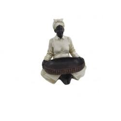 تمثال المرأة الهندية