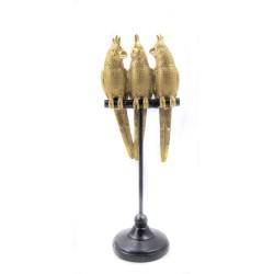 ديكور 3 عصافير . المقاس :16.4*11.8*42.3. المقاس :16.4*11.8*42.3