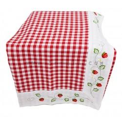 مفرش طاولة قماشي مقاس140*200