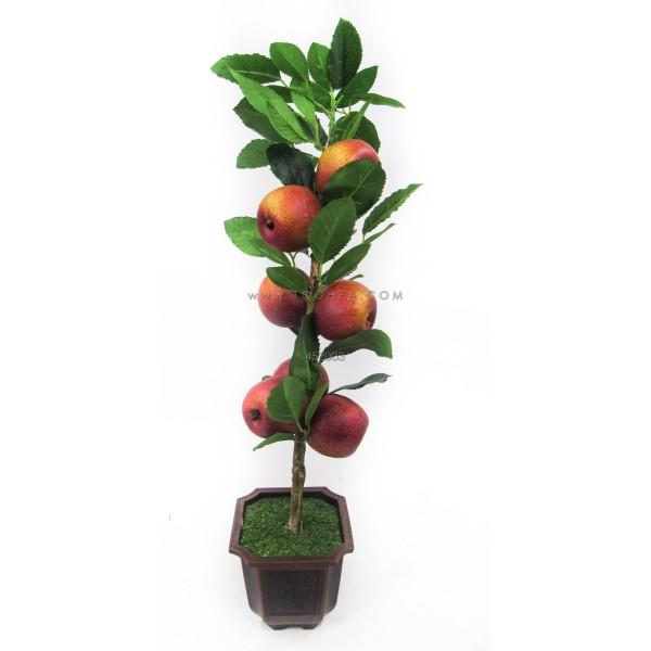 شجرة تفاح صناعية