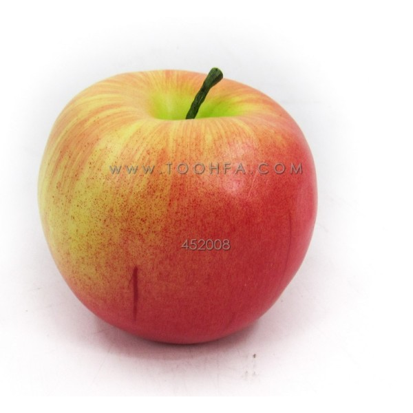 ديكور تفاحة صناعية