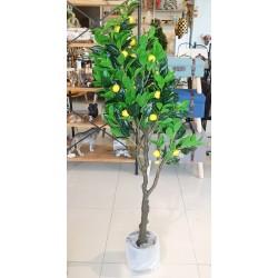 شجرة ليمون صناعية
