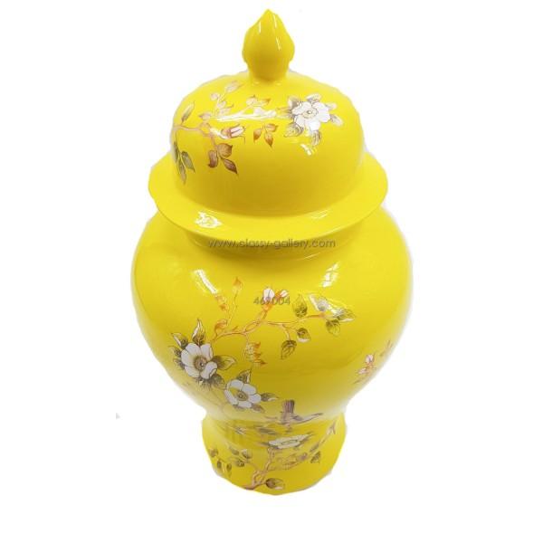 أبجورة بزخارف صينية