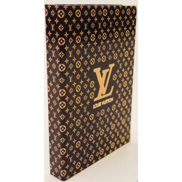 كتاب ديكور ورقي لويس فيتون وسط