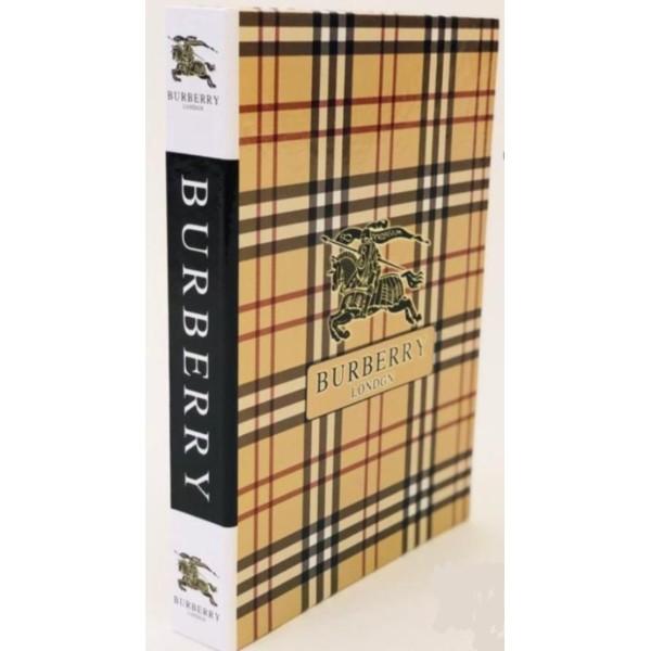 كتاب ديكور ورقي  بربري وسط