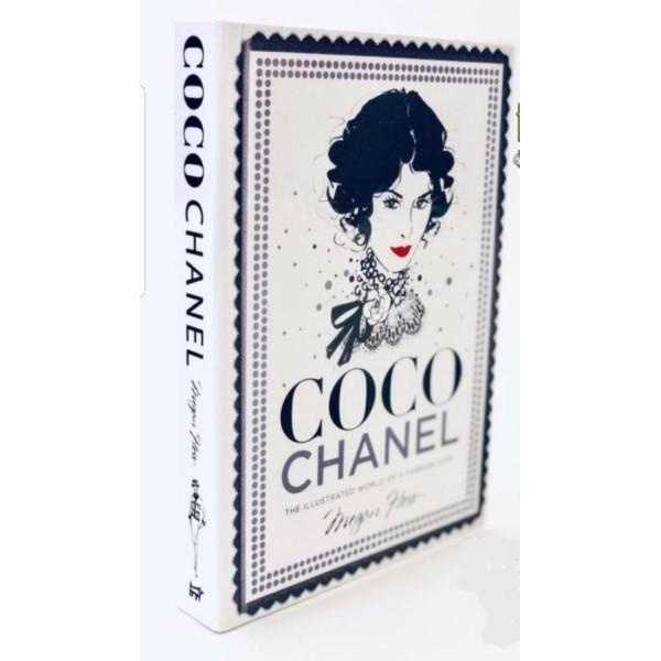 كتاب ديكور ورقي كوكو شانيل