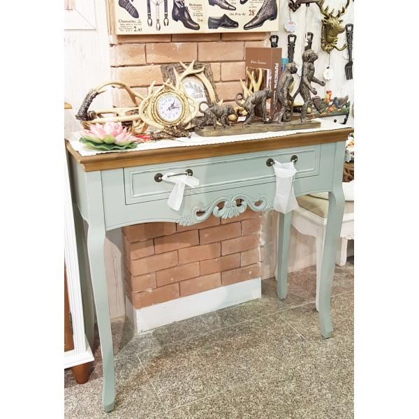 طاولة مدخل رمادي