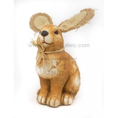 تحف على شكل ارنب
