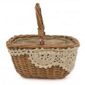 سلال الخبز القشية (3)