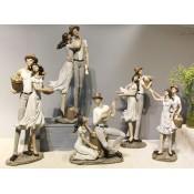 مجموعة التماثيل الريفية الجديدة (0)