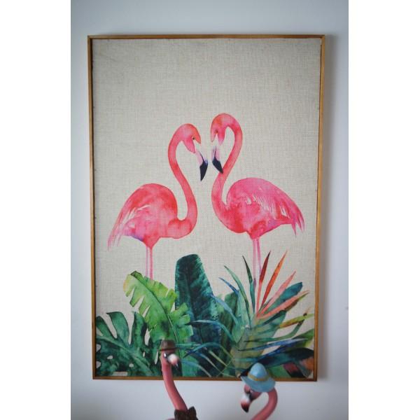 لوحة جدار مطبوعة على قماش